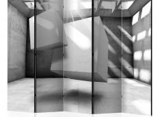 Paraván - Dancing Squares II [Room Dividers]